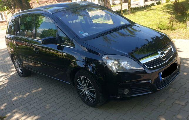 Sprzedam Opel Zafira B 1.9 diesel wersja COSMO