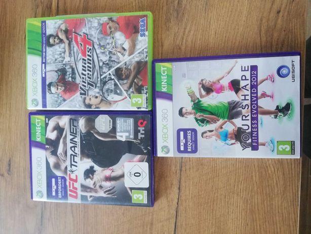 Gry Xbox 360 Kineckt