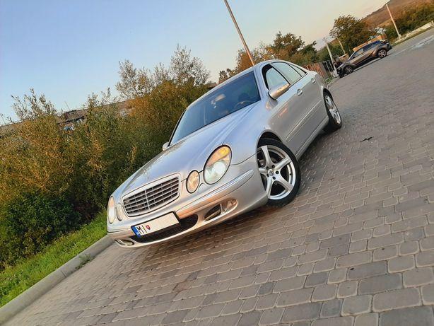 Mercedes benz E270 CDI W211