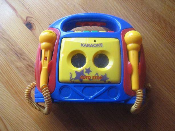 Zabawka dla dziecka karaoke