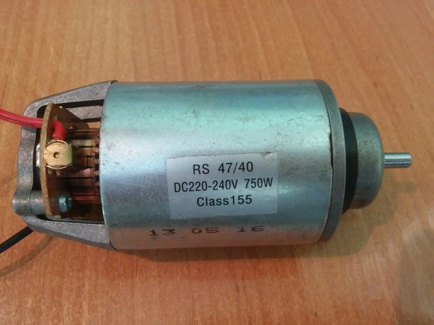 двигатель блендера RS 47/40 750 ват.. saturn st-fp 0052
