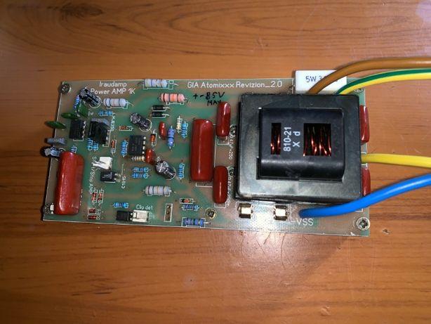 Підсилювач потужності D класс. До 700 Вт вихідної потужності!!