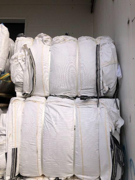 BIG BAG BAGI BEGI na drewno węgiel pelet mocne 1200 kg !