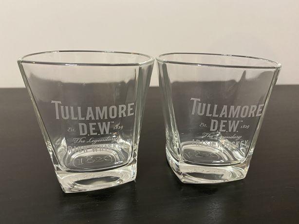 Szklanki do whisky Tullamore Dew 2 szt. - nowe.