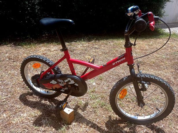 Bicicleta B Twin criança roda 16