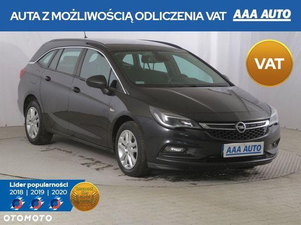 Opel Astra 1.6 CDTI Enjoy , Salon Polska, 1. Właściciel, Serwis ASO, VAT 23%,