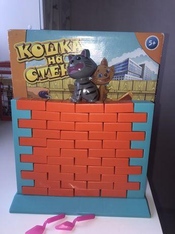 Продам игра Кот на стене
