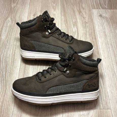 Ботинки мужские K1X
