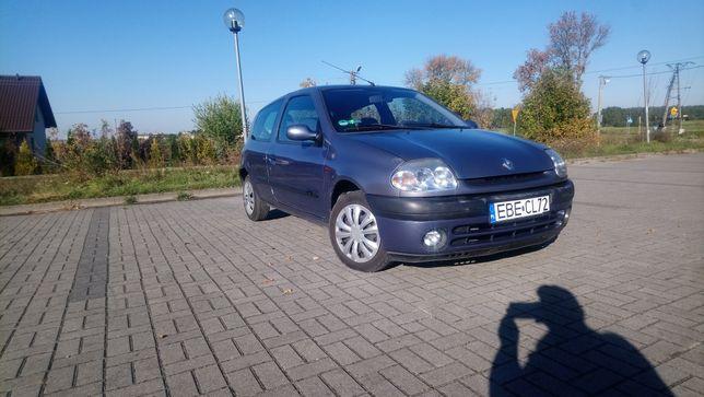 Renault Clio 2 Benzyna 1.4 Zamiana