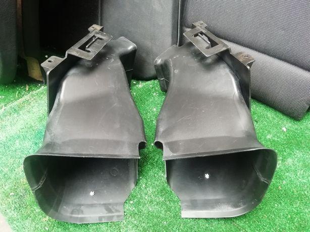 Condutas ar pack m originais para bmw e46 Touring ou sedan material