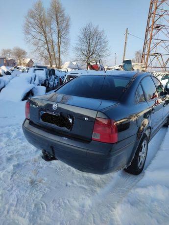 Розборка VW Passat B5 1.9 TDi AHU Бампер Фары Ляда Дверь КПП Замок ГУР