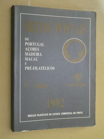 Selos Postais - Portugal, Açores, Madeira, Macau e Pre-Filatélicos
