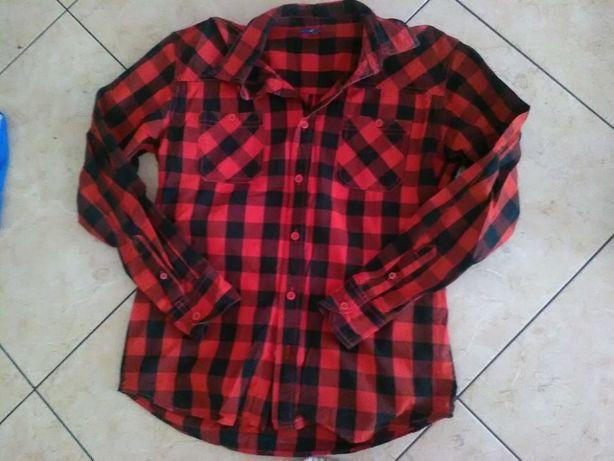Koszula chłopięca roz.158