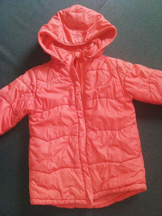 Демосезонная куртка на девочку Киев - изображение 1