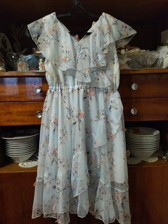 Літнє плаття на дівчинку