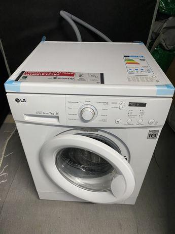 Máquina de Lavar Roupa LG de 7Kg