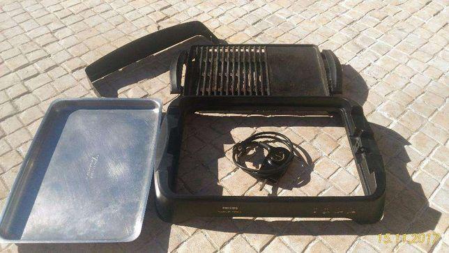 grelhador eléctrico Philips