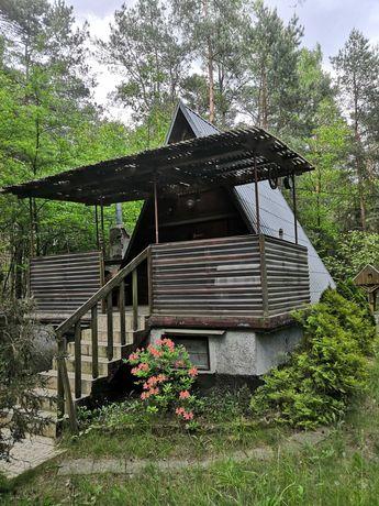Domek Brda z kominkiem do rozbiórki i przeniesienia