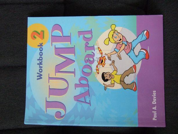"""Ćwiczenia do j.angielskiego - """"Jump Aboard 3"""" wydawnictwa Macmillan"""