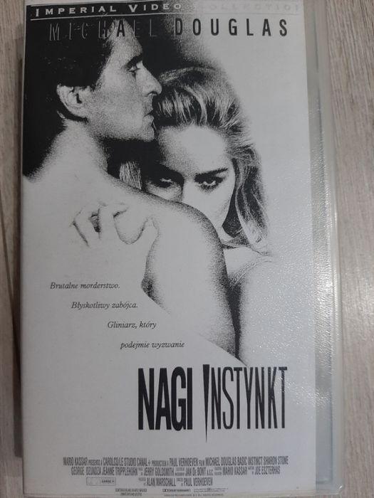 Nagi instynkt film na kasecie VHS Tychy - image 1