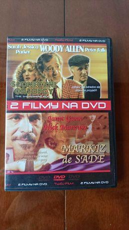 Słoneczni chłopcy, reż. John Erman, film na DVD