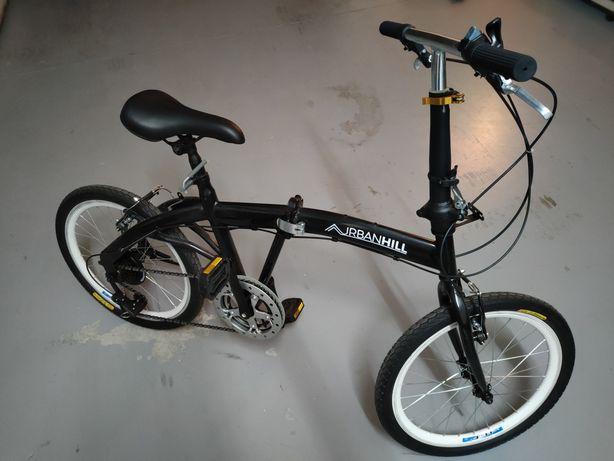 Bicicleta Dobrável UrbanHill