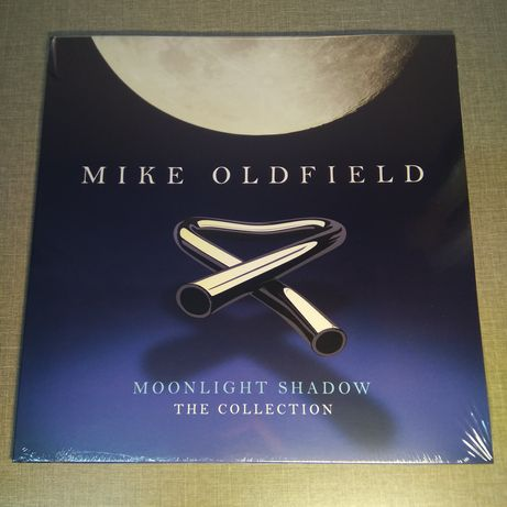Mike Oldfield : Moonlight Shadow The Collection LP / Винил / VL