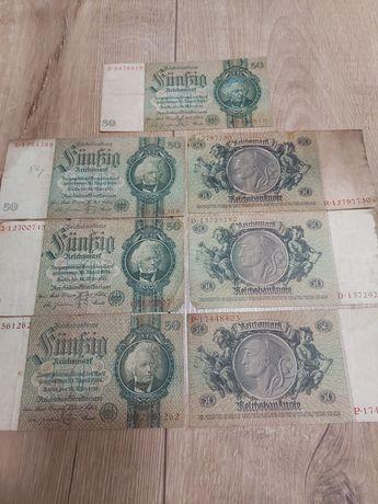 Kolekcja banknotów Niemcy