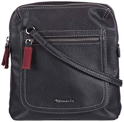 Tamaris IDA - skórzana torebka typu listonoszka, jak nowa