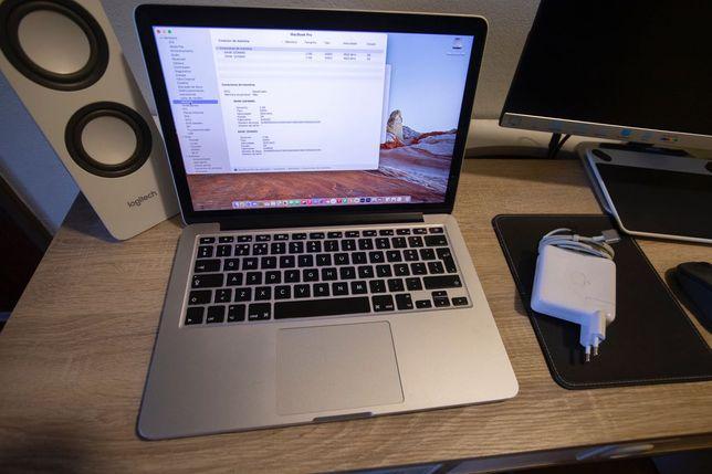 Macbook pro 13p A1502