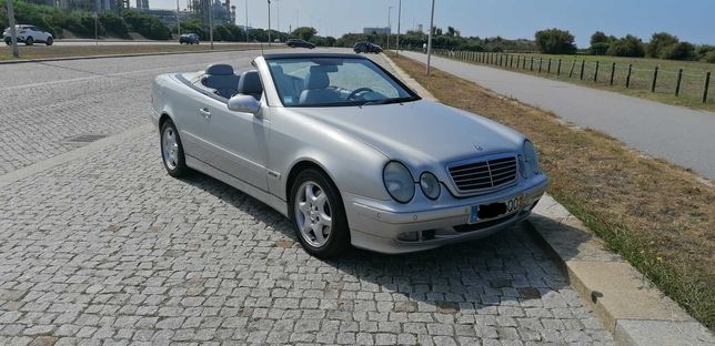 Mercedes-Benz CLK 230 Kompressor,  Avantgarde 193CV CABRIO