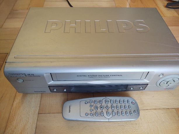 "Video ""Philips"" z pilotem"