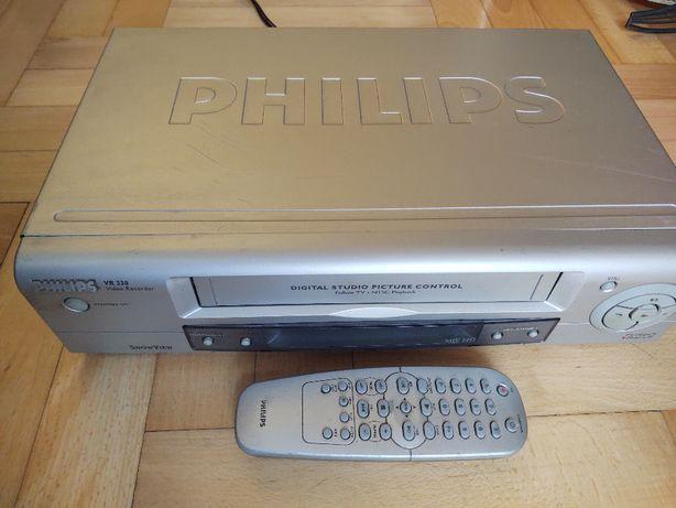 """Video """"Philips"""" z pilotem"""