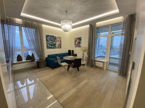Срочно продам в Jack House квартиру с дизайнерским ремонтом