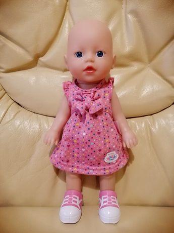 Интерактивная Кукла Zapf Creation Baby Born, оригинал