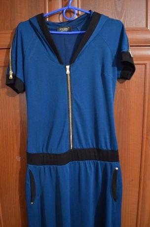 Платье спорт