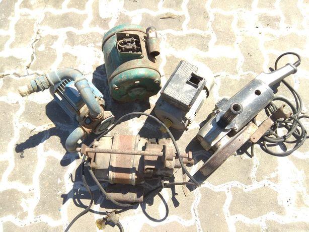 Motores e bombas
