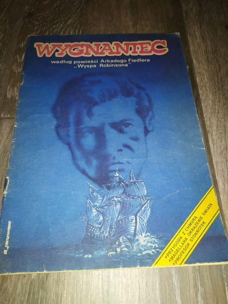 """""""Wygnaniec""""wg. powieści Arkadego Fiedlera""""Wyspa Robinsona"""""""