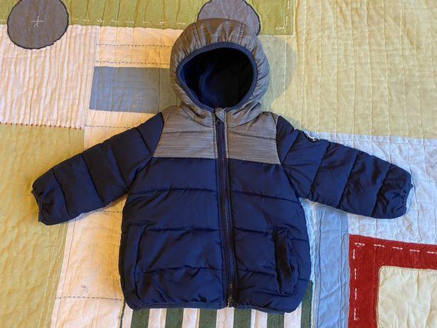 Ben Sherman kurtka chlopieca zimowa rozmiar 12miesiecy