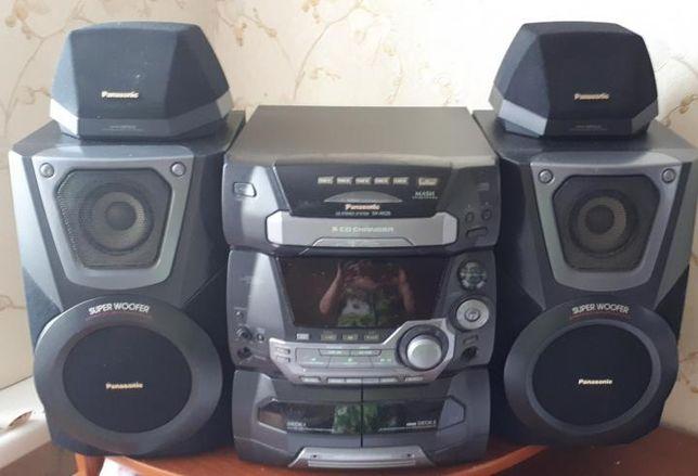 Музыкальный центр Panasonic SA-AK25 БАШНЯ ( 2X100W) САБВУФЕР, AUX