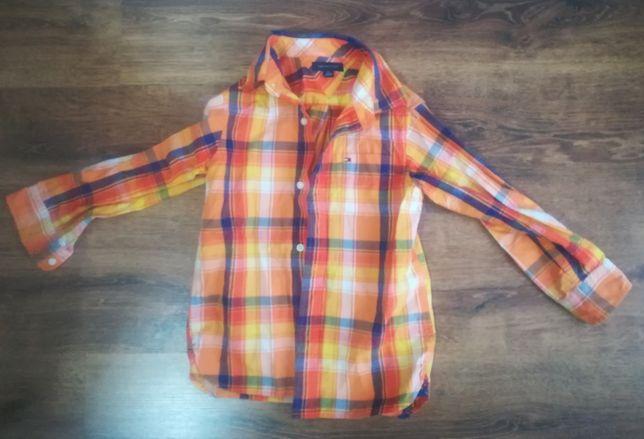 Koszula Tommy Hilfiger 4-5lat