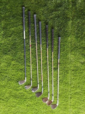 Golfe Wedges,  Putters e Sacos