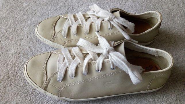 Lacoste, buty, sneakersy damskie, r.40