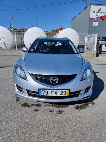 Mazda 6 MZR-CD 2.0