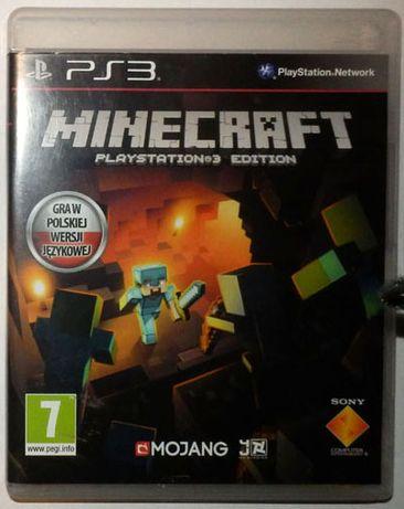 Minecraft PS3 PL --- możliwość zamiany SKLEP