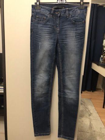 Spodnie jeansowe Next