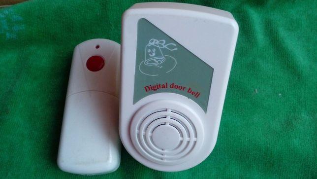 2 Alarmes/Campainhas de Casa