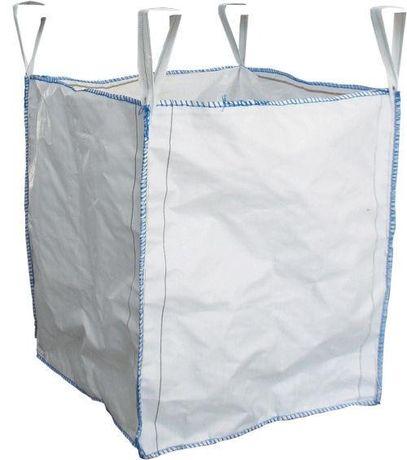 Worki Big Bag w rozmiarze 75/75/75cm NOWE pełne dno otwarta góra