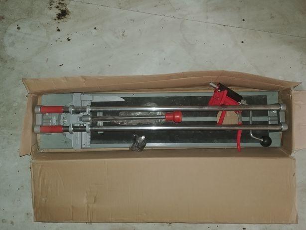 Przecinarka maszynka do cięcia płytek kafelek glazury vorel 600mm