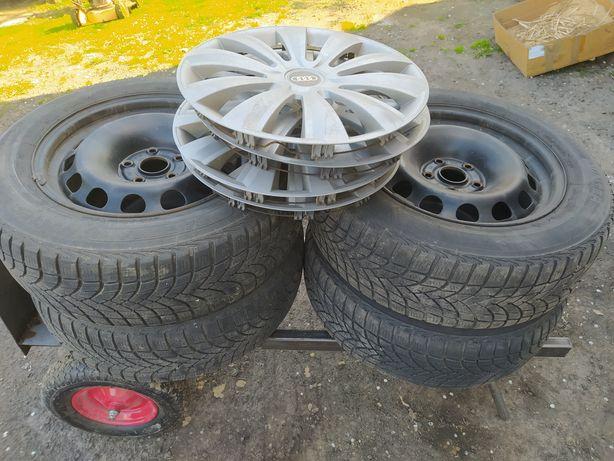 """Koła zimowe Audi, Volkswagen 16"""" 5x112"""